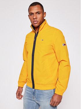 Tommy Jeans Tommy Jeans Átmeneti kabát Essential DM0DM10061 Sárga Regular Fit