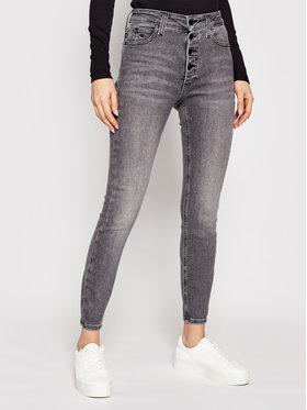 Calvin Klein Jeans Calvin Klein Jeans Džinsai J20J216299 Pilka Super Skinny Fit
