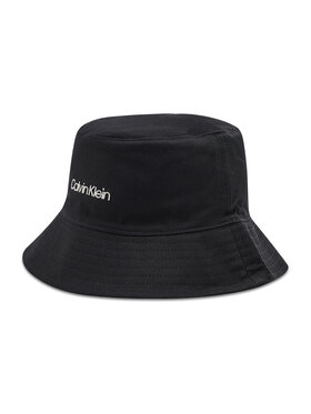 Calvin Klein Calvin Klein Bucket Hat Oversize Rev K60K608215 Negru