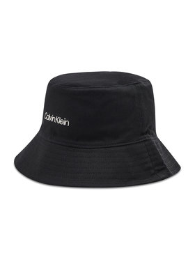 Calvin Klein Calvin Klein Cappello Bucket Oversize Rev K60K608215 Nero
