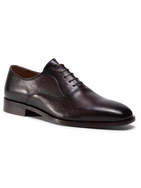 Boss Boss Chaussures basses Lisbon 50434434 10223093 01 Marron