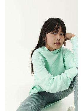 Sprandi Sprandi Bluză SS21-BLK004 Verde Regular Fit