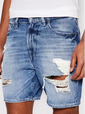 Guess Guess Džínsové šortky M1GD10 D3ZJ5 Modrá Regular Fit