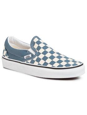 Vans Vans Sneakers aus Stoff Classic Slip-On VN0A4U38WRU1 Blau