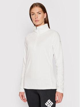 Columbia Columbia Polár kabát Glacial™ IV Half Zip 1802201 Fehér Regular Fit