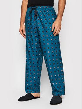 Cyberjammies Cyberjammies Spodnie piżamowe Geo 6636 Niebieski
