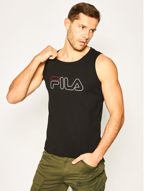 Fila Fila Tank top marškinėliai Pawel 687138 Juoda Regular Fit
