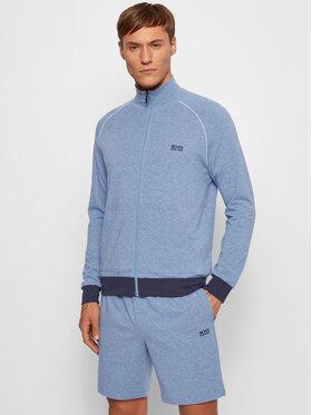 Boss Boss Sweatshirt Mix&Match Jacket Z 50379013 Bleu Regular Fit