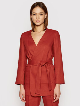 MAX&Co. MAX&Co. Blazer Nives 70410821 Roșu Regular Fit