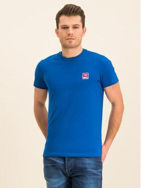 Diesel Diesel T-Shirt T-Diego 00SZ7W 0PATI Niebieski Regular Fit