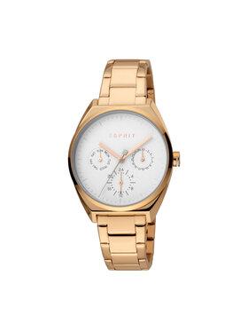 Esprit Esprit Zegarek ES1L060M0075 Złoty