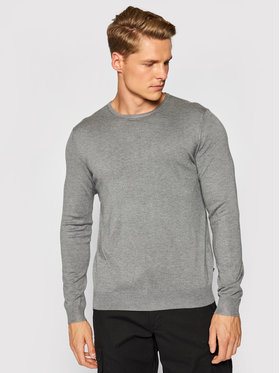 Only & Sons ONLY & SONS Pulover Wyler 22020088 Gri Regular Fit