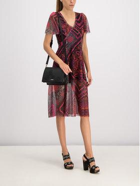 Desigual Desigual Kleid für den Alltag 19WWVK56 Rosa Regular Fit