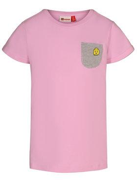 LEGO Wear LEGO Wear Тишърт 301 22341 Розов Regular Fit
