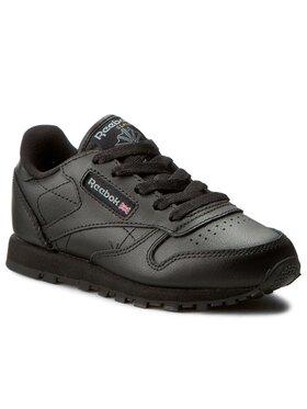 Reebok Reebok Обувки Classic Leather 50170 Черен