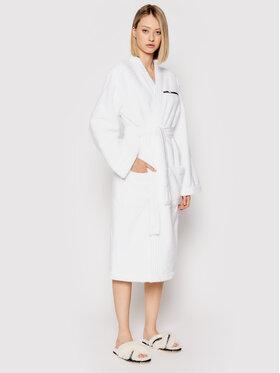 KARL LAGERFELD KARL LAGERFELD Robe de chambre Unisex Logo 211M2180 Blanc