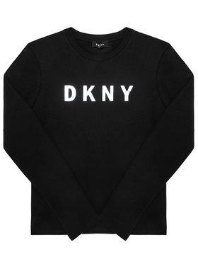 DKNY DKNY Palaidinė D35Q78 D Juoda Regular Fit