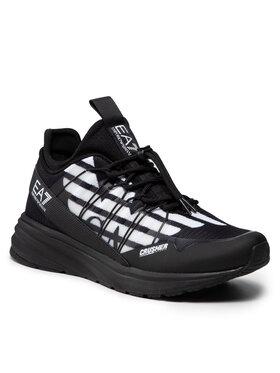 EA7 Emporio Armani EA7 Emporio Armani Sneakers X8X092 XK237 A120 Nero