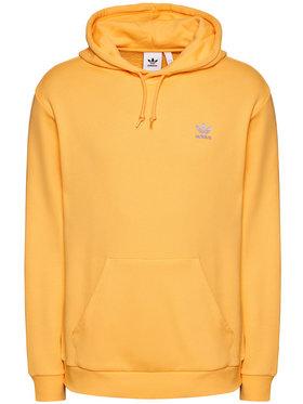 adidas adidas Суитшърт Essential Hoody GN3390 Оранжев Regular Fit