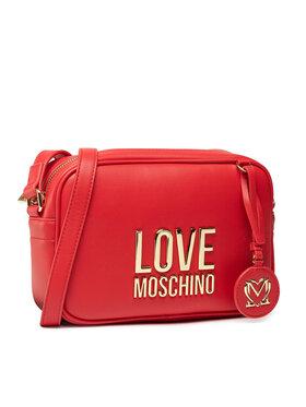 LOVE MOSCHINO LOVE MOSCHINO Дамска чанта JC4107PP1DLJ050A Червен