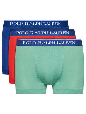 Polo Ralph Lauren Polo Ralph Lauren Set 3 perechi de boxeri 3pk 714830299005 Colorat