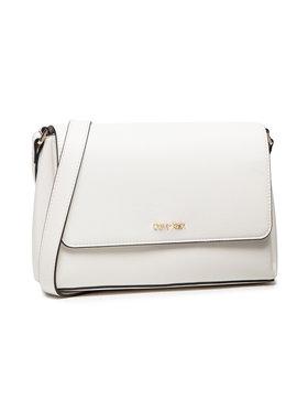 Calvin Klein Calvin Klein Borsetta Ew Xbody W/Flap K60K608181 Bianco