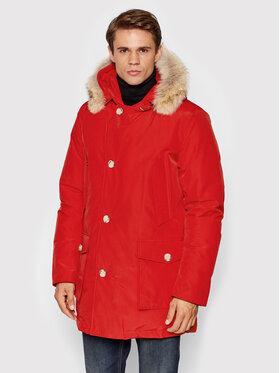 Woolrich Woolrich Parka Arctic CFWOOU0482MRUT0001 Czerwony Regular Fit