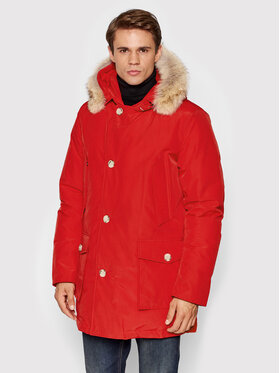 Woolrich Woolrich Parka Arctic CFWOOU0482MRUT0001 Piros Regular Fit