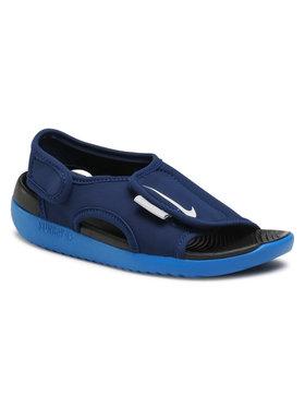 Nike Nike Sandały Sunray Adjust 5 V2 (Gs/Ps) DB9562 401 Granatowy