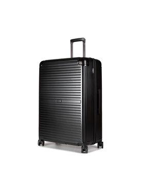 Puccini Puccini Velký tvrdý kufr Dallas PC027A 1 Černá