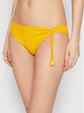 Chantelle Chantelle Bas de bikini Oxygene C69330 Jaune