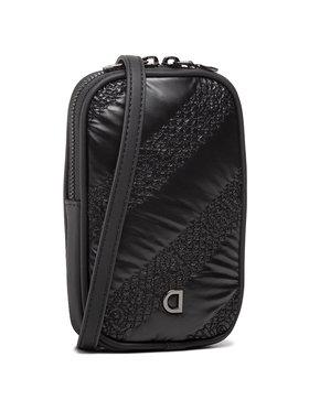 Desigual Desigual Плоска сумка 21SAYA03 Чорний