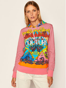 Versace Jeans Couture Versace Jeans Couture Bluză B6HZA7PM Colorat Regular Fit