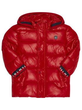 Mayoral Mayoral Zimná bunda 2482 Červená Regular Fit