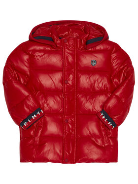 Mayoral Mayoral Zimní bunda 2482 Červená Regular Fit