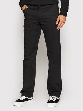 Vans Vans Чино панталони Authentic VN0A5FJ8 Черен Loose Fit