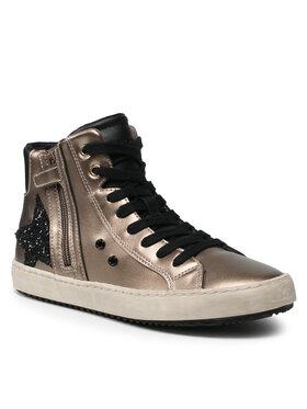 Geox Geox Sneakersy J Kalispera G. A J044GA 000NF C9003 D Zlatá