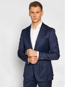 Oscar Jacobson Oscar Jacobson Costume Edmund 2354 5332 Bleu marine Slim Fit