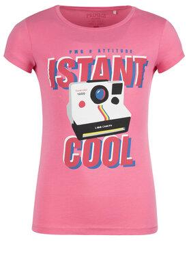 Primigi Primigi T-Shirt Jersey 43222554 Różowy Regular Fit
