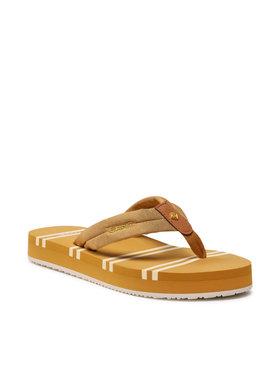 Gant Gant Flip-flops Lemonbeach 22599604 Sárga