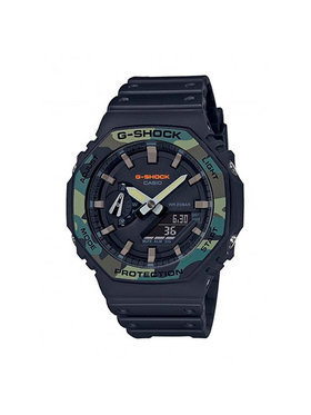 G-Shock G-Shock Montre GA-2100SU-1AER Noir