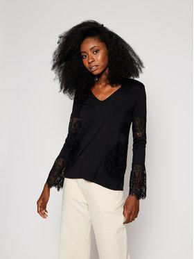 Desigual Desigual Μπλουζάκι Amelia 20WWTKCL Μαύρο Regular Fit