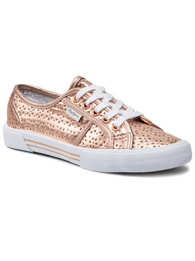 Pepe Jeans Pepe Jeans Tennis Aberlady Daisy PLS30643 Or