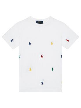 Polo Ralph Lauren Polo Ralph Lauren Тишърт Spectre 322844626002 Бял Regular Fit