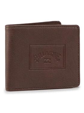 Billabong Billabong Velká pánská peněženka Archin S5WM04BIP0 Hnědá