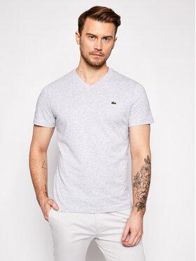 Lacoste Lacoste T-shirt TH2036 Gris Regular Fit