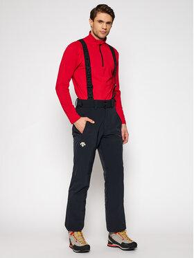 Descente Descente Παντελόνι σκι Icon S DWMQGD38 Μαύρο Tailored Fit