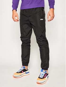Fila Fila Pantaloni da tuta Cappy 687683 Nero Regular Fit