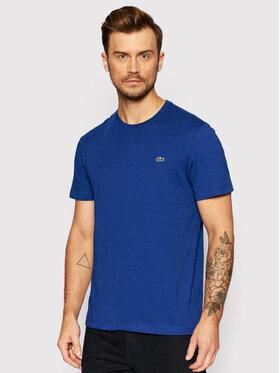 Lacoste Lacoste T-shirt TH2038 Bleu marine Regular Fit