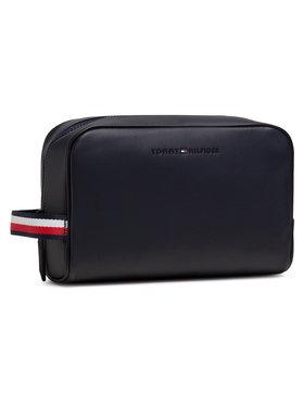 Tommy Hilfiger Tommy Hilfiger Smink táska Essential Pq Washbag AM0AM07303 Sötétkék